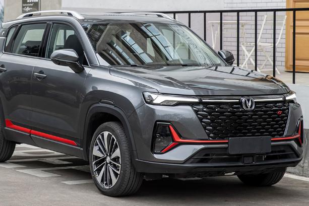 小型SUV在市场销量比较理想,采用全新设计的长安CS35 PLUS会如何