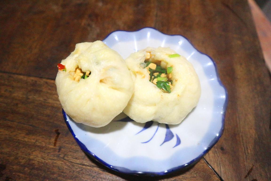 想吃豆腐包子,最正宗的就在陕西,快点跟我学起来,过年蒸一锅