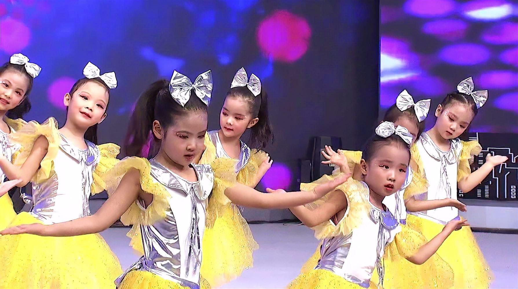 儿童舞蹈《我真的很不错》+歌词