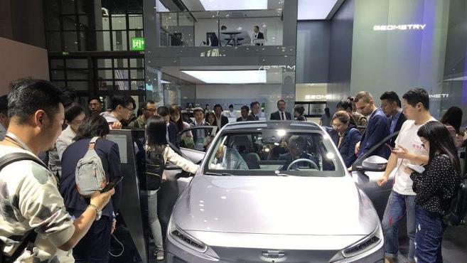 2021上海车展开幕在即!未来出行展区依然黑科技云集