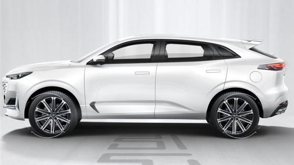 2.0T+爱信8AT!长安全新高端SUV配置曝光:四出排气