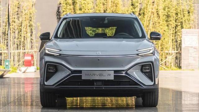 焕然一新的上汽MARVEL R,会是20万纯电SUV搅局者吗