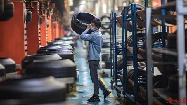 """广州""""十三五""""回顾:广州形成四大产值超千亿工业集群"""