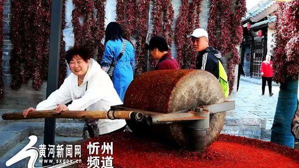 忻州古城,盛景盛世今又现
