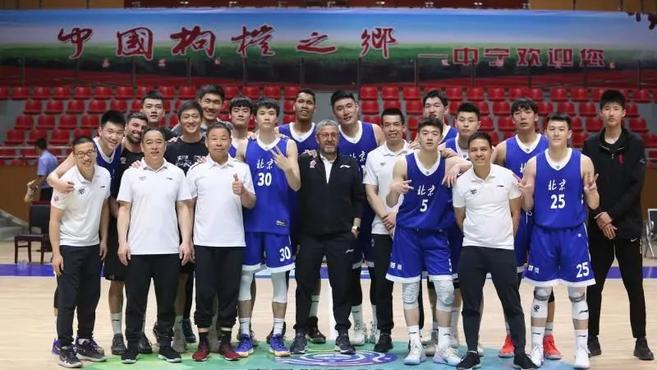 专访/解立彬:北京男篮配得上晋级,我和队员们一起成长
