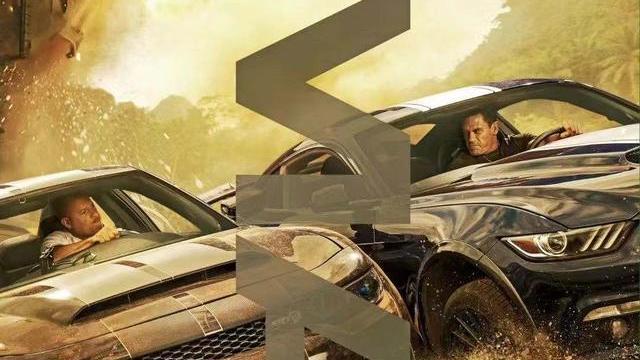 《速激9》上映两天破5亿,跻身内地进口片首日票房前五