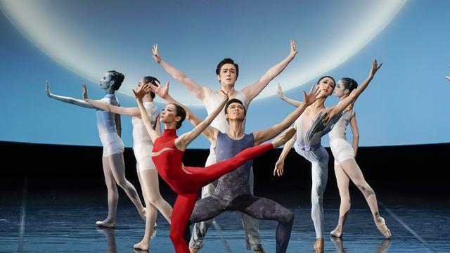 中央芭蕾舞团新作大型原创交响芭蕾《世纪》首演