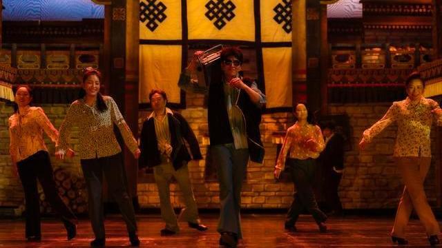 话剧《八廓街北院》在京展演,展现拉萨民族团结佳话