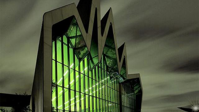 """那些长得很""""邪恶""""的建筑,第一张就震撼到我了"""