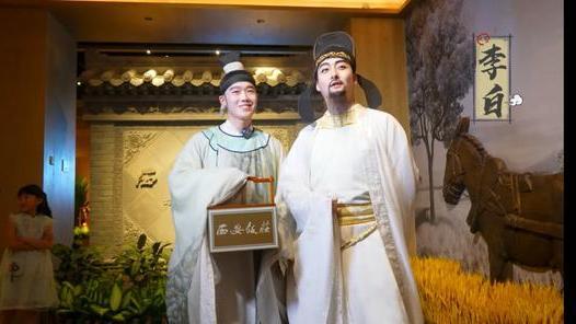 """千年""""顶流idol""""再上热搜,大唐不夜城又双叒火了!"""