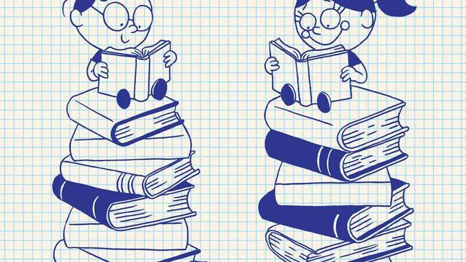 孩子只看电视不看书怎么办?培养阅读习惯越早越好!聪明家长这样做!