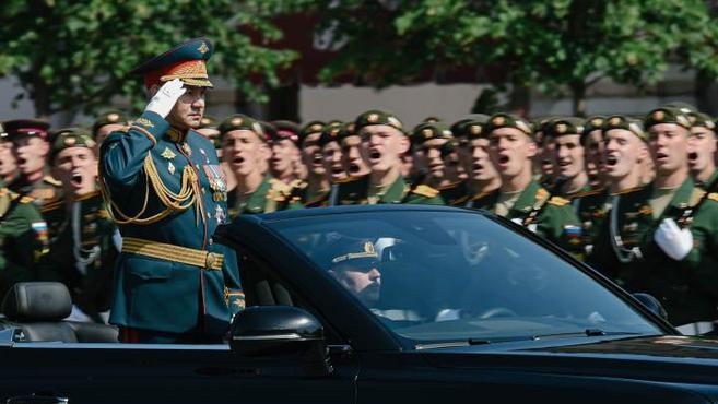 俄罗斯国防部举行战备检查 将持续到本月底