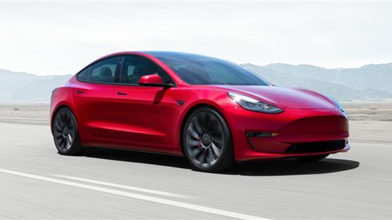 国产高性能Model 3实车亮相:百公里加速3.3秒 同级无敌手