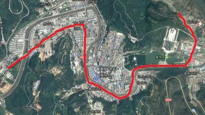注意!4月4日因清明公祭轩辕黄帝典礼活动 这些路段交通管制