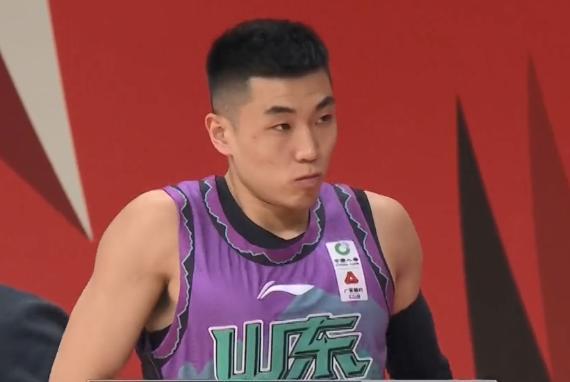 刘毅得全场最高分,王汝恒屡进关键球,山东男篮艰难赢球取3连胜