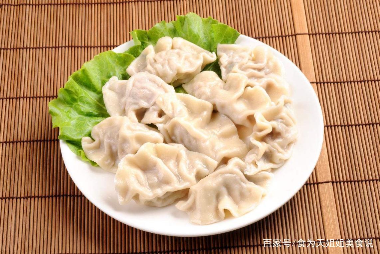 冬至刚过,羊肉大葱饺子吃起来,皮薄馅儿大,一口一个,鲜嫩多汁