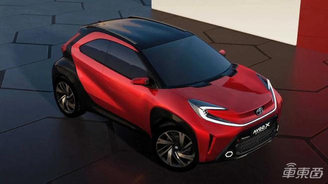 丰田发布全新概念SUV 外形帅炸了,或明年量产