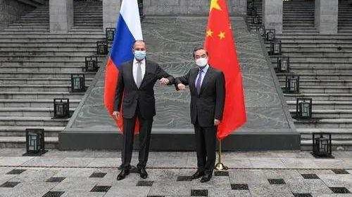 中俄外长关于当前全球治理若干问题的联合声明