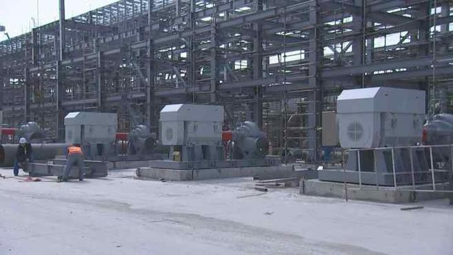 岱山:推进绿色石化基地二期建设
