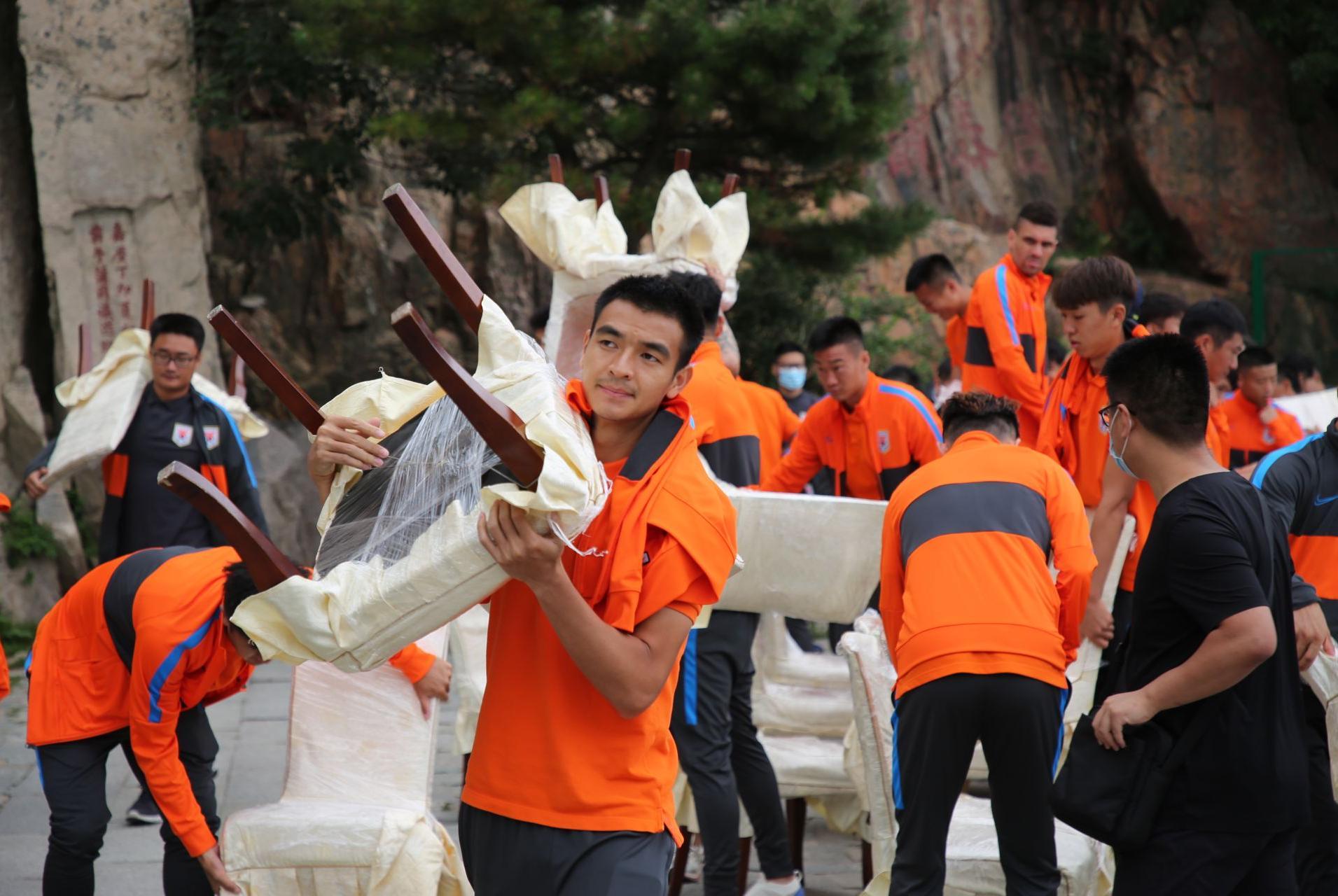 济南文旅对外打出第一张牌,一举俘获山东球迷的心