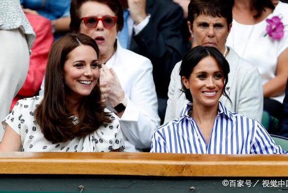 梅根民调人气居然赢凯特与女王