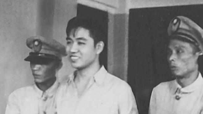百集微纪录·红色档案丨牺牲前,他留给世人的最后一组照片,全是微笑