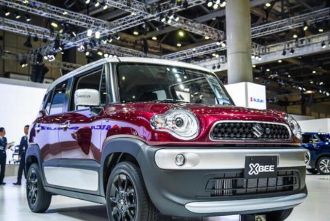 让人眼馋的车型!2021款铃木新车,海外卖9W