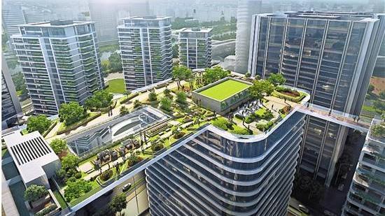 """从""""造房子""""到""""造生活"""" 杭州探索未来社区建设之路"""