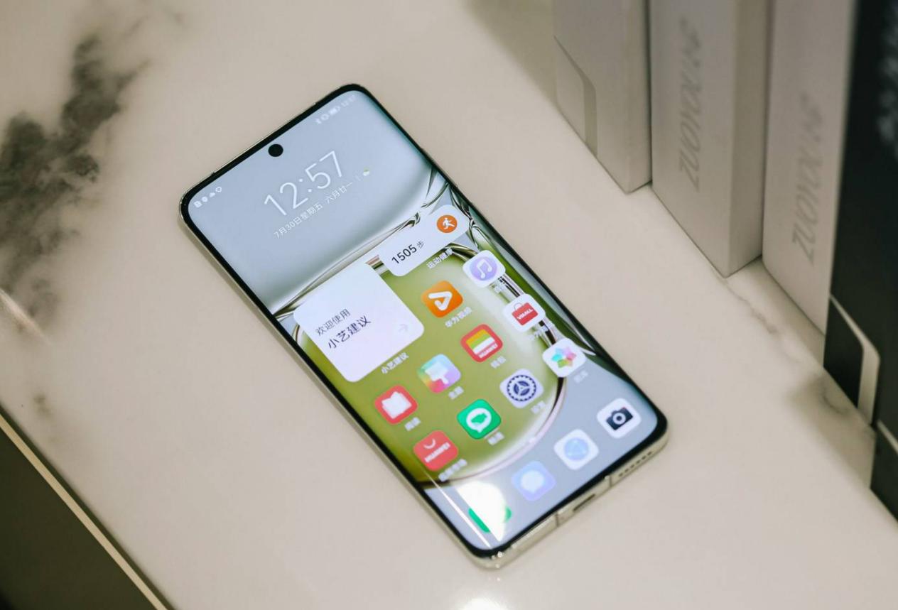 """华为智选销售""""5G手机"""",起售价2499元,搭载骁龙690芯片!"""
