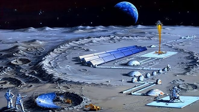 中国正规划建设国际月球科研站