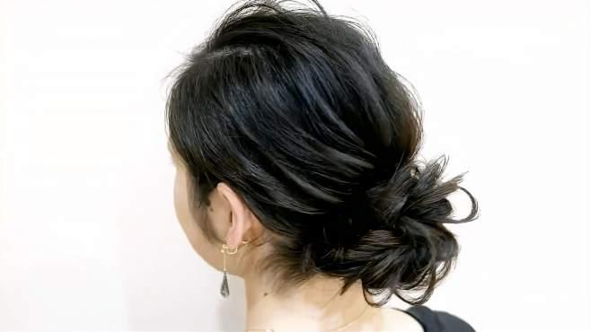 当下特别流行的扎发发型,适合各种场合,太好看了