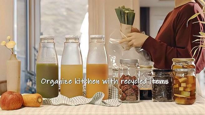 家庭主妇厨房管理方法,整理小窍门告诉你