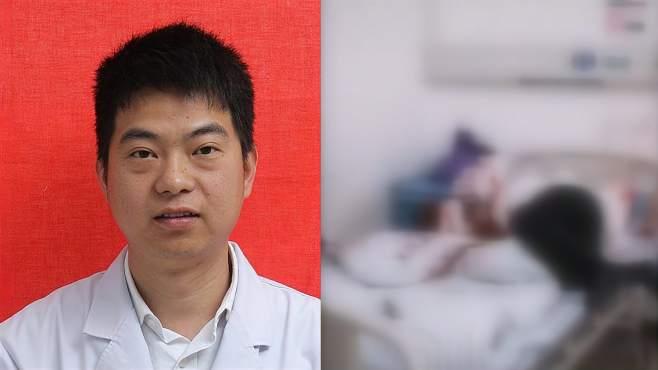 江西一医生医院中被刀杀 目击者:查房时被突然袭击 胸口连中数刀