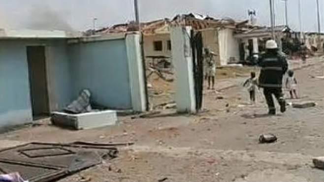 7名中国公民赤道几内亚爆炸中受伤