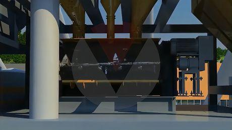 建筑垃圾资源一体化工厂3D讲解-欧维实业