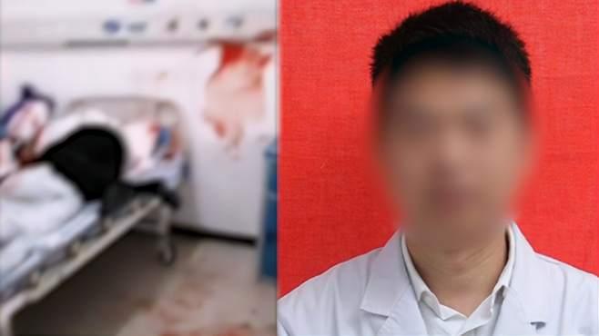 江西伤医案:医生查房时被刺伤