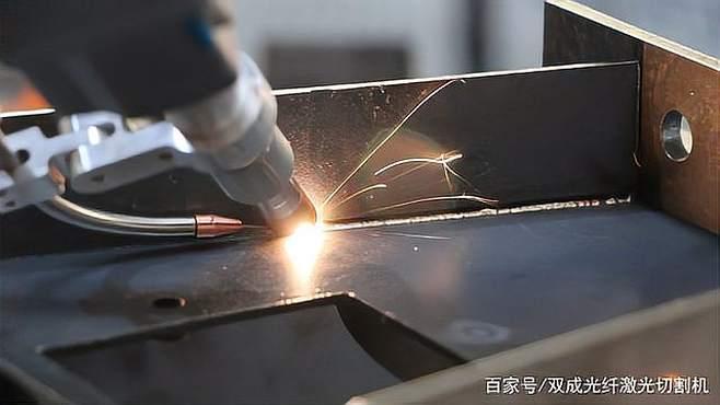 铝合金拼焊焊接,猜猜效果咋样!(后续视频更新)