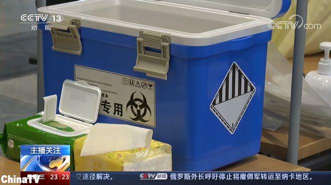 进博会实行最严格防疫措施,参会人员全员核酸检测