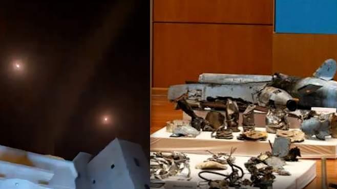 沙特东部石油重镇遭导弹和无人机袭击 城市上空传出巨大爆炸声