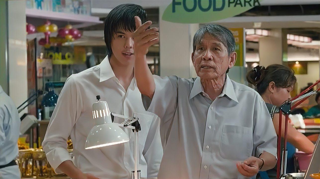 凭一包海苔?泰国电影演绎网瘾少年创业神话,26岁成亿万富翁