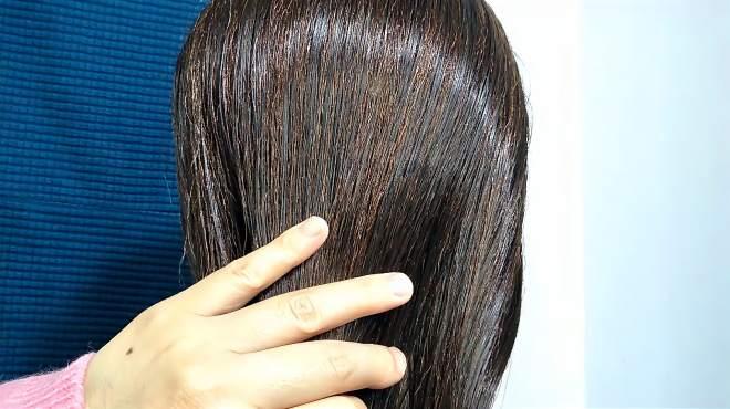 头发不长不短就这样扎头发,居家上班都能扎,编发好的发型太美了