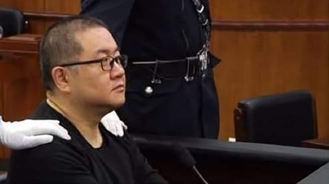 孙小果连续7年被评为劳改积极分子