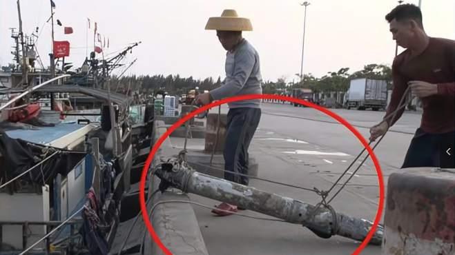 多地渔民捞到境外间谍装置