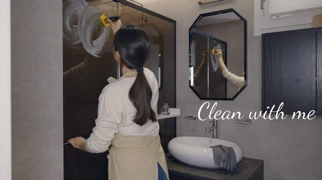 国外家庭都在用的浴室清洁妙招,真的是太实用了,赶紧收藏起来!