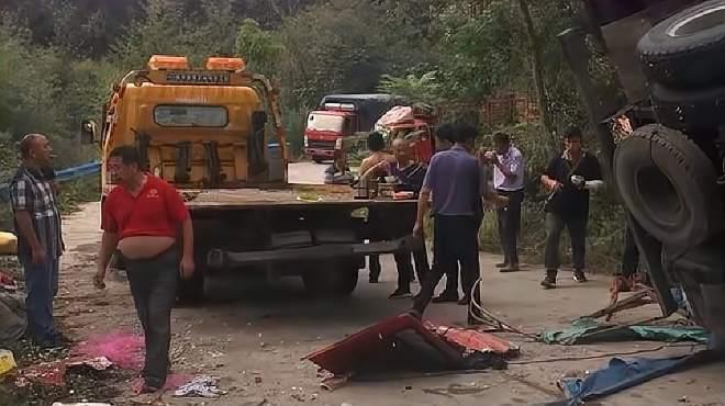 河南信阳致9死交通事故13人被追责