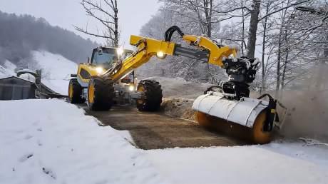 寒冬已至,ChemWhat带大家一起去看看全球各种先进的除雪装置