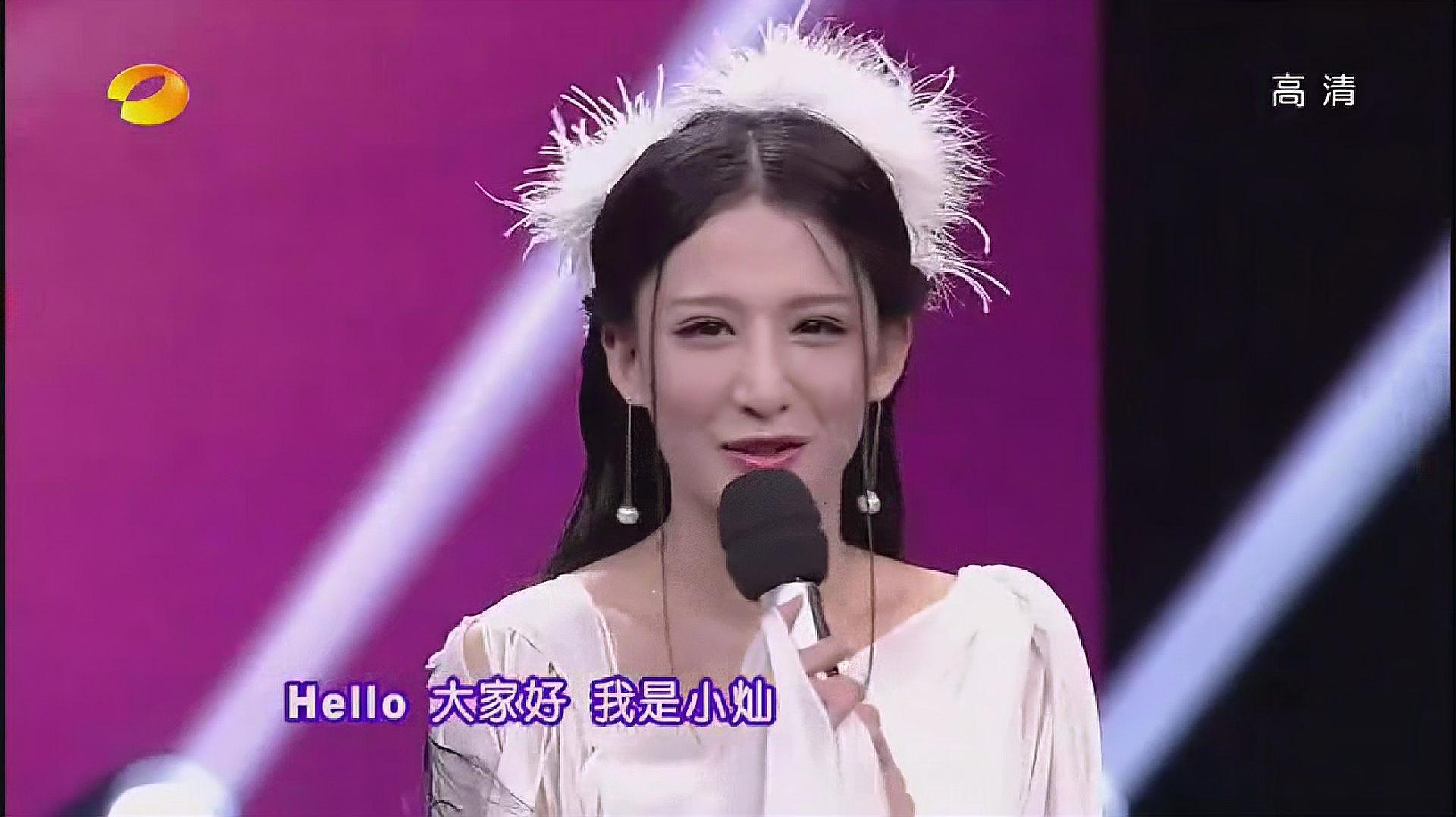 奇舞飞扬:小灿表演《倩女幽魂》,见到他,女人都自愧不如