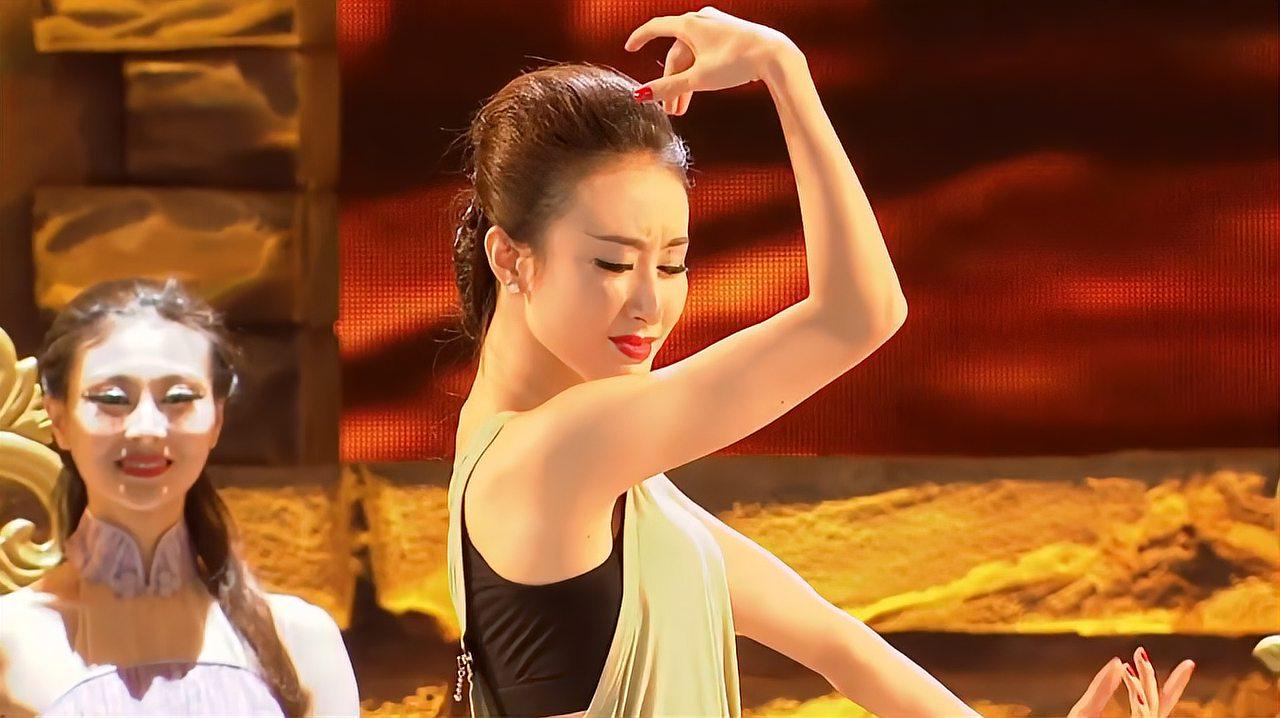 中国好舞蹈:金星团队学员上好舞蹈,优美双人舞表演,惊艳好看