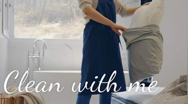 卧室扫除寝具清洁小妙招,快速收纳你的配饰