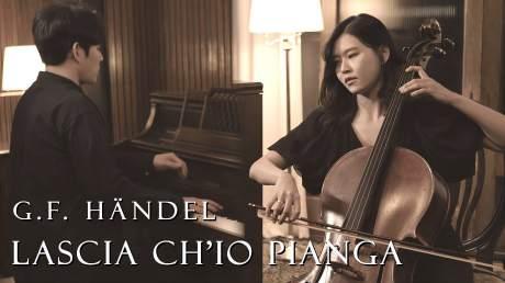 「大提琴」亨德尔《让我痛哭吧》by CelloDeck/提琴夫人